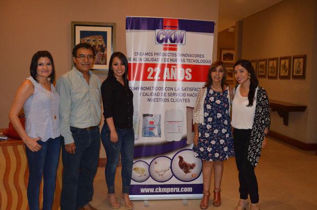 CKM organizó exitosa charla sobre producción avícola en Chincha